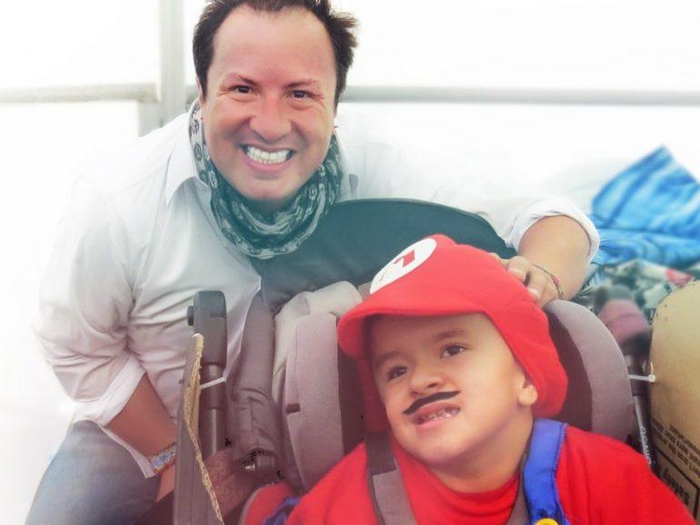 """""""Démosle corazón a quienes más lo necesitan"""": Mauricio y Palo de Agua"""