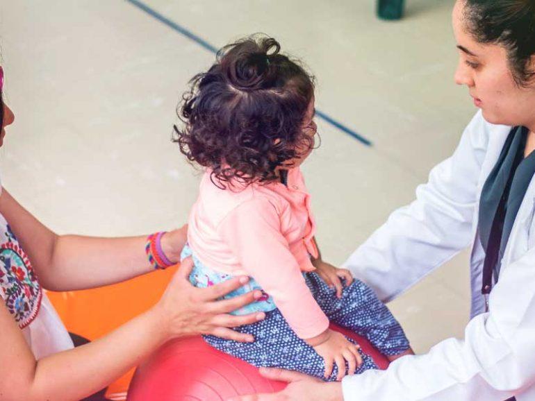 Ergonomía: efectos positivos de la estimulación temprana en los bebés
