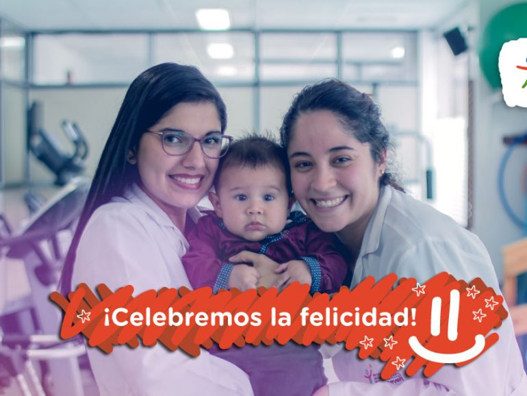 Celebremos juntos el Día Internacional de La Felicidad