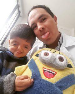 """""""Encontré en el Instituto un equipo de trabajo que me permite poner en práctica todo lo que había soñado"""" – Dr. Jaime Jiménez"""