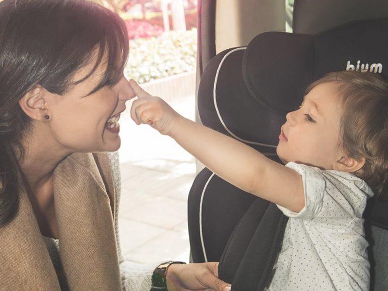 Importancia del vínculo mamá e hijos.
