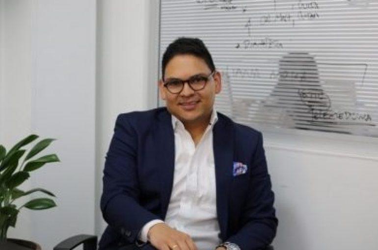 """""""Seamos buenos seres humanos, optando siempre por el bien común"""" Sergio Mejía, director de Desarrollo Institucional"""