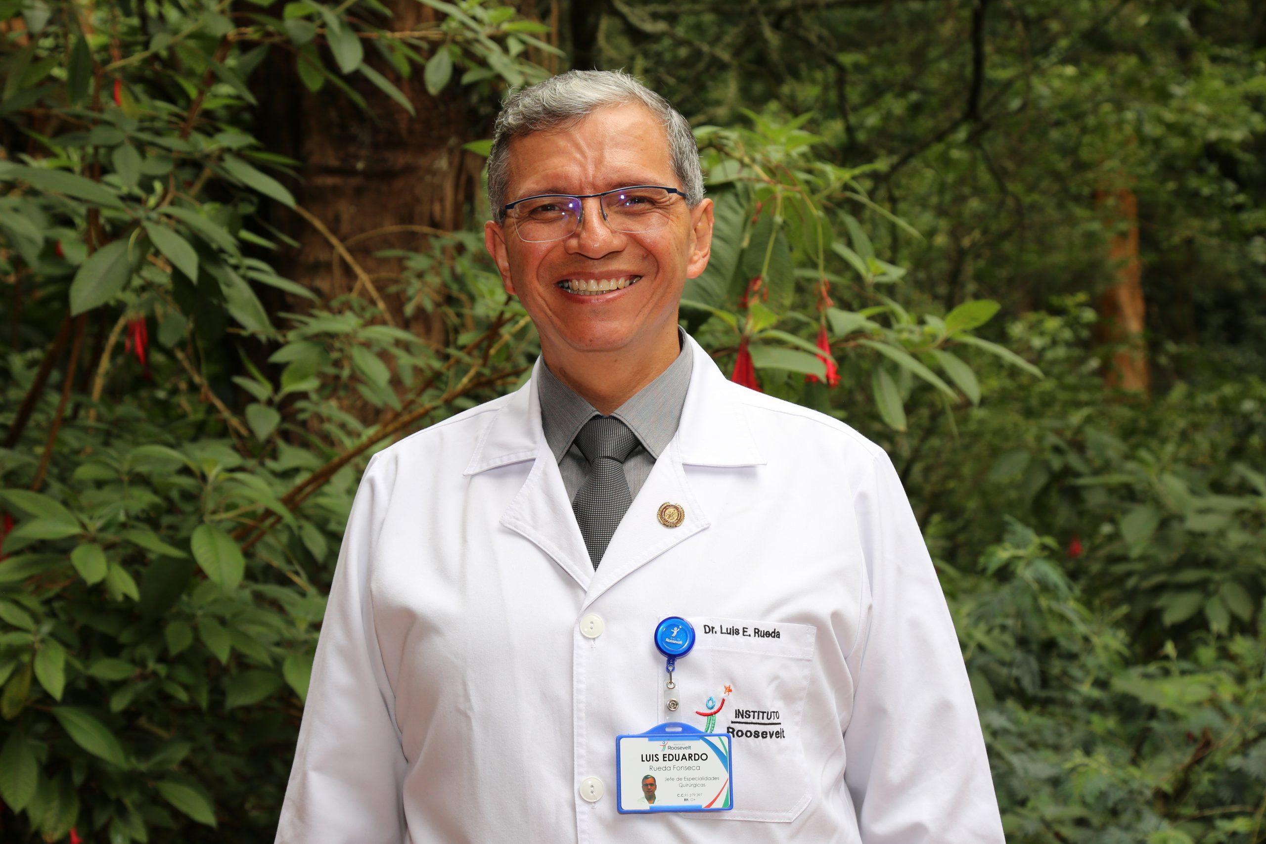 Dr Luis E Rueda